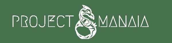 project manaia logo white