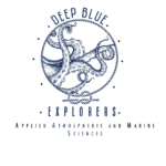 deep blue explorers logo