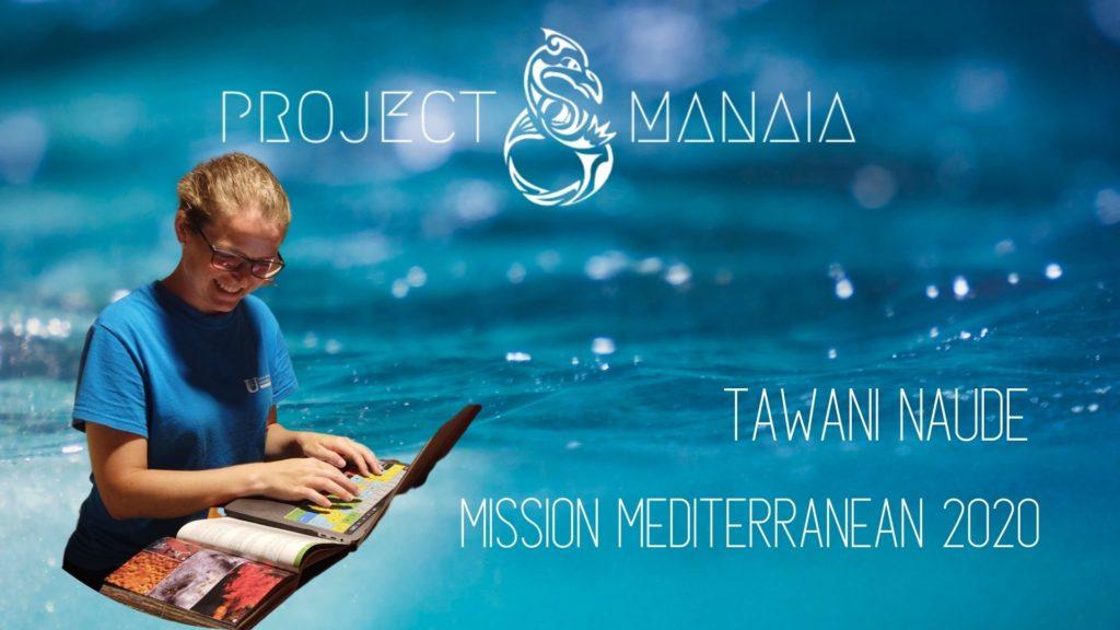 Tawani NAUDE working with ID book